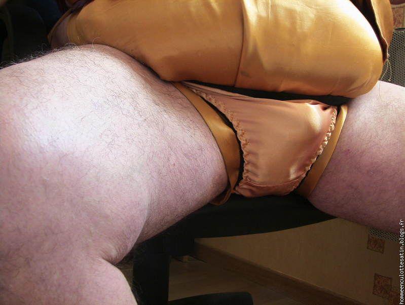 Culottes de satin gratuit porno